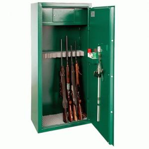 Dulapuri certificate pentru arme cu casetă pentru muniție